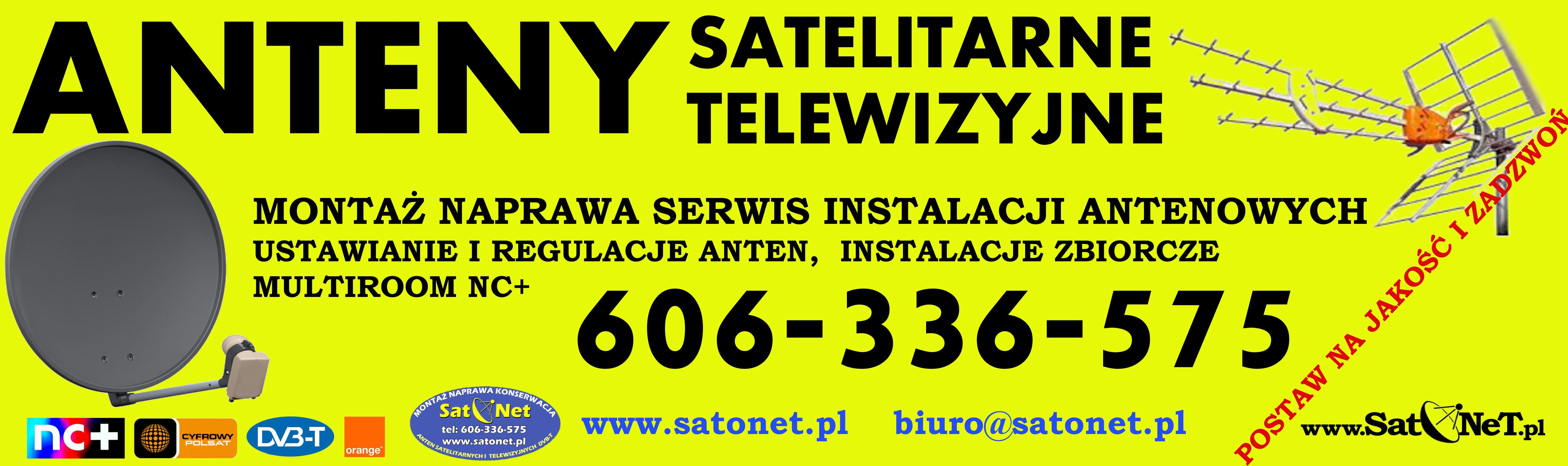 Instalacje Antenowe Będzin